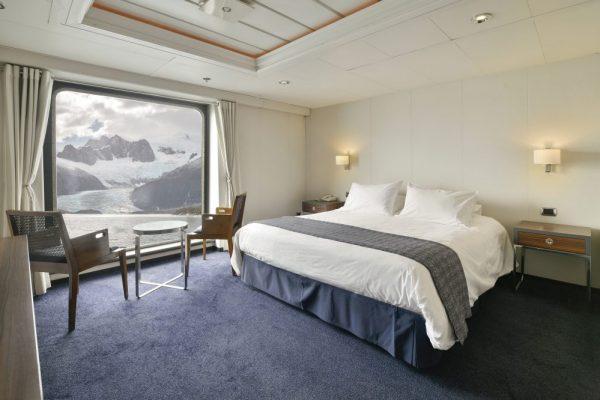 superior room stella australis