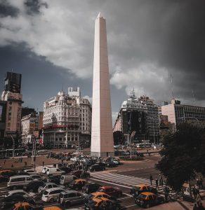 cars near plaza de mayo argentina