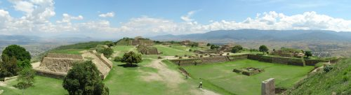 Monte Alban Oaxaca - Archaeological site