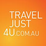 Travel Just 4U Logo